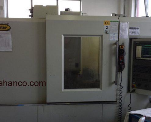 HARTFORD PRO-1000 A | فرز سی ان سی CNC سه محور | قیمت فرز سی ان سی CNC سه محور