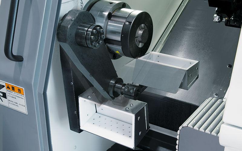 NAKAMURA TMC-15 | دستگاه تراش محور C | ماشین تراش CNC جهان ماشین