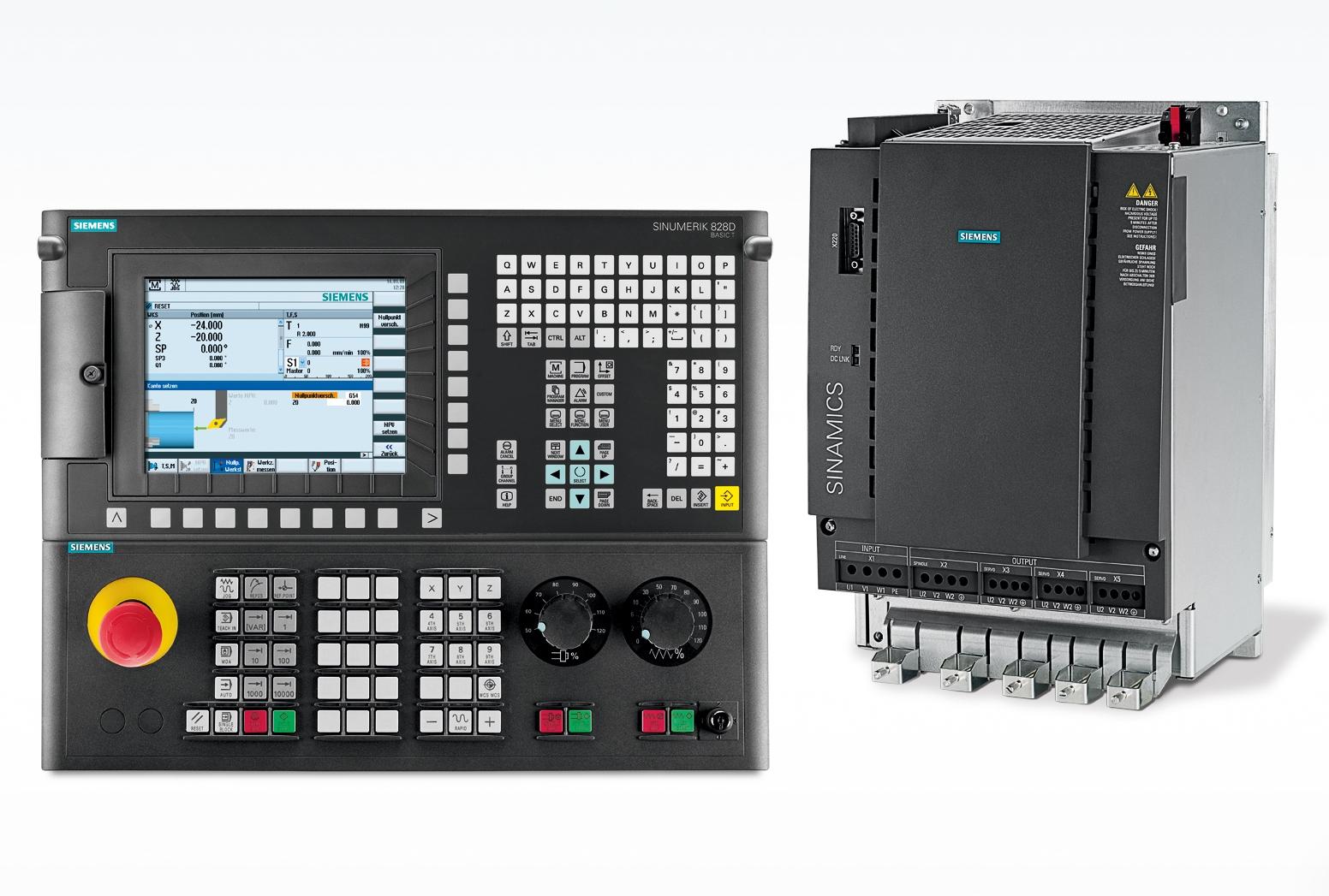 Siemens 828D-VMC1020