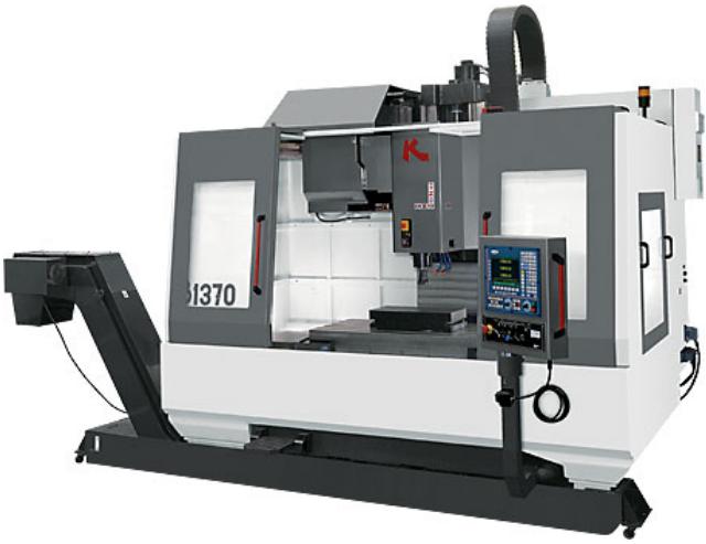 KONDIA B1370 | دستگاه CNC فرز قوی | جهان ماشین